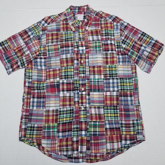 Brooks Brothers Other - Brooks Brothers 1818 Men's Large multi color shirt